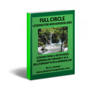 Full Circle - Lessons For Non Borderlines Ebook by A.J. Mahari